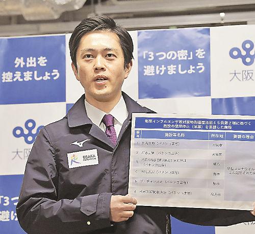 大阪 パチンコ 公表