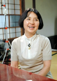 四国夢中人代表・尾崎美恵さん