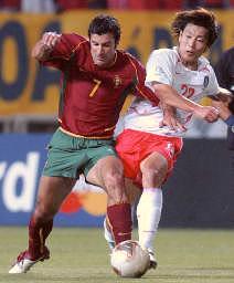 2002 ワールド カップ 韓国 ポルトガル