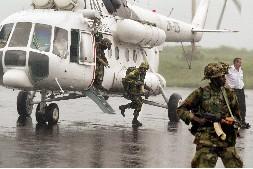 内戦 リベリア