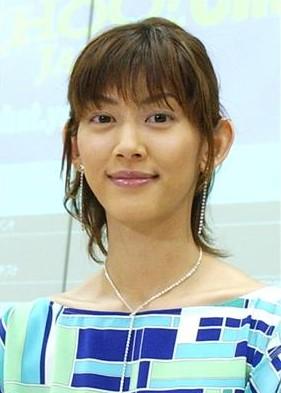 佐藤藍子の微笑み画像