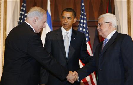 中東和平、交渉再開見通し立たず/3首脳会談でも | 22日 ...