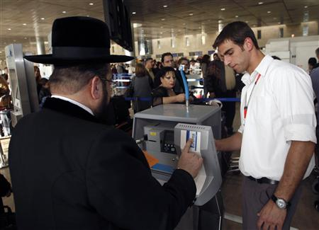 イスラエル、旅客検査に生体識別/空港で世界初