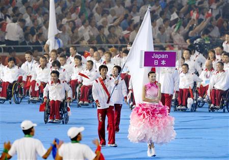 障害者専用のトレセン構想/パラリンピックの強化拠点