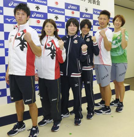 五輪開会式は日の丸カラー/東京大会の服装イメージ