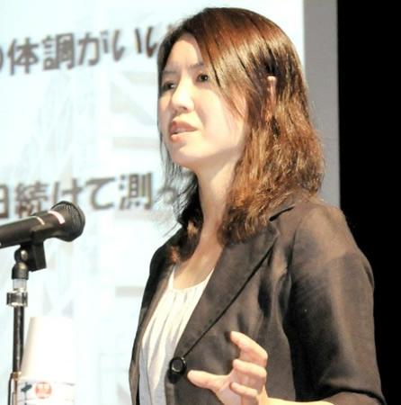 居石さん講演/県教委が国体指導者研修会