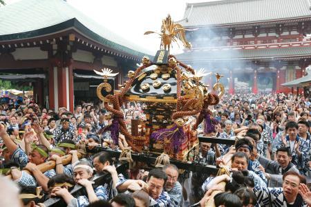 祭 浅草 三 2020 社 三社祭の2020年の日程は?主な行事のスケジュールは?