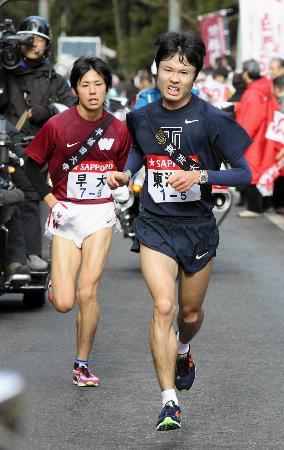 5 早稲田 区 2011 駅伝 箱根 年