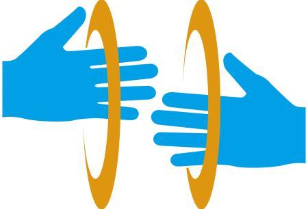聴覚障害者向けマーク作成/「手話・筆談できます」