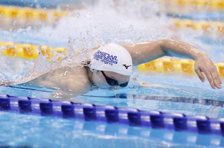 水泳 2021 オープン ジャパン