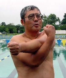 泳いで対馬海峡横断に挑戦/鶴岡市職員の五十嵐憲さん | 全国ニュース ...