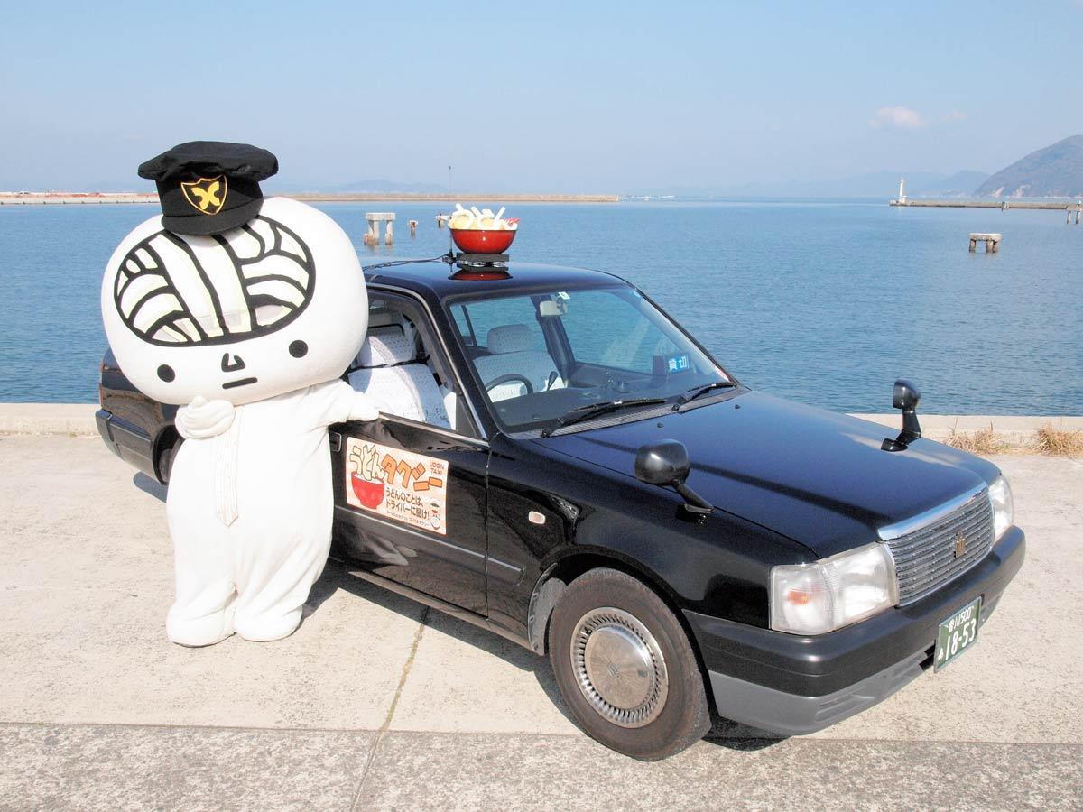 「香川 うどん タクシー」の画像検索結果