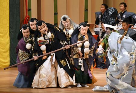 子ども歌舞伎が観客を魅了、石川/勧進帳の地、小松の劇場で | 「日本 ...